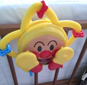 アンパンマン 知育 おもちゃ ベビージム