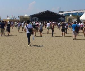 汚れない 砂 キネティックサンド ニコニコ超会議 開催場所
