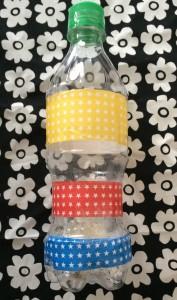 赤ちゃん 手作り おもちゃ ペットボトルマラカス