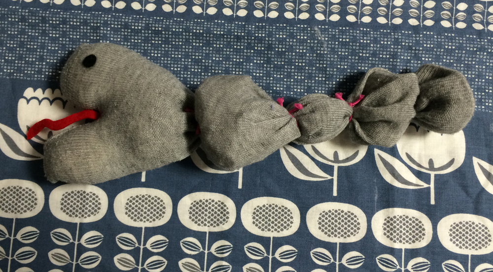 赤ちゃん 手作り おもちゃ 縫わない