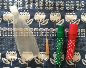 赤ちゃん 手作り おもちゃ マヨネーズ