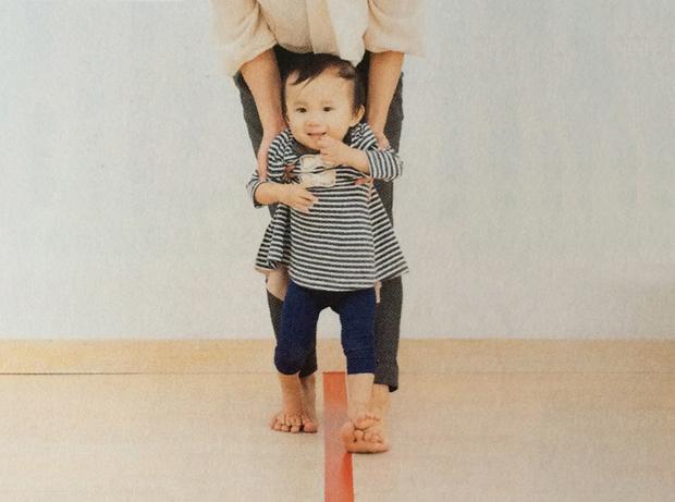 赤ちゃん 歩く 練習 遊び